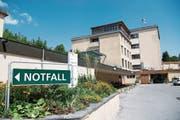 Beim Spital Appenzell fiel 2018 ein Defizit von 1,4 Millionen Franken an. (Bild: APZ)