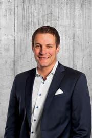 Thomas Meier, Geschäftsführer vom Versandhaus Lehner, holt im Wahlkreis Sursee für die FDP am meisten Stimmen. Bild: PD