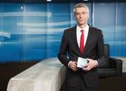 Sandro Brotz moderiert aktuell noch die «Rundschau». (Bild: PD)
