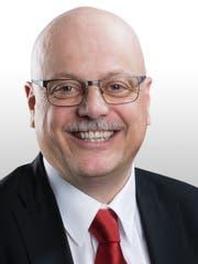 André Eberhard ist Vorsitzender der Raiffeisenbank Rorschacherberg-Thal. (Bild: PD)
