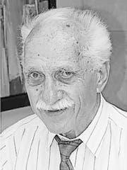 Peter Ebnöther (1933-2018) (Bild: PD)