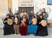 Das Mazaher Ensemble aus Ägypten tritt am Volkskulturfest Obwald 2019 auf. (Bild: PD)
