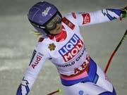 Tessa Worley sollte nächste Saison wieder im Ziel abschwingen können (Bild: KEYSTONE/AP/MARCO TROVATI)