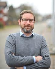 Thomas GoldingerGemeindepräsident