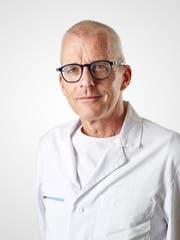 Marco Rossi, Chefarzt Infektiologie des Luks.