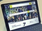 Die Website des Kantons Uri ist im September 2018 aufgefrischt worden. (Bild: PD)