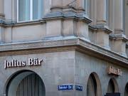 Die Bank Julius Bär erhält einen neuen Vewaltungsratspräsidenten: Filiale in Zürich (Archivbild). (Bild: KEYSTONE/CHRISTIAN BEUTLER)