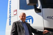 Martin Lörtscher, CEO der Hugelshofer AG in Frauenfeld. (Bild: PD)