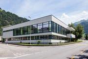 Der «Uristier»-Saal wird neu von der Gotthard Raststätte AG geführt. (Bild: PD)