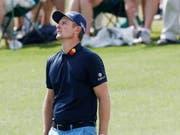 Justin Rose ist von seinem Spiel enttäuscht (Bild: KEYSTONE/EPA/ERIK S. LESSER)