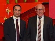 Stephan Bauer ersetzt Hans Leuenberger im Verwaltungsrat. Bild: Karin Erni