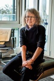 Ruth Erat zeigt in ihrem neuen Buch den Menschen auch in seiner ganzen Fragilität. (Bild: Adriana Ortiz Cardozo)