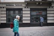 Mit flexiblen Öffnungszeiten will die Stadt das Ladensterben in der Innenstadt stoppen. (Bild: Benjamin Manser)