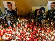 In der Slowakei soll ein Ex-Soldat den Mord an dem Journalisten Jan Kuciak zugegeben haben. (Bild: KEYSTONE/EPA/STRINGER)