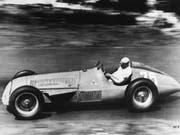 Einer der Allergrössten in der Geschichte der Formel 1: Juan Manuel Fangio, fünffacher Weltmeister (Bild: KEYSTONE/AP/STR)
