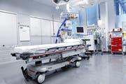 Wer Arzt ist, ist hohe Arbeitspensen gewohnt. (Symbolbild: Werner Schelbert, 5. Juli 2017)
