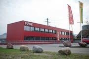 Der Büwe-Standort in Rotkreuz. (Bild: Maria Schmid, Rotkreuz, 12. April 2019 )