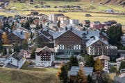 Die Zentrumsposition von Andermatt soll gestärkt werden. (Bild: Boris Bürgisser, 8. November 2018)