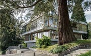 Der Erweiterungsbau des Schulhauses Felsberg von 2016. (Bilder: Kanton Luzern)