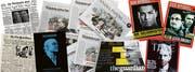 Whistleblower landen mit ihren Geschichten nicht selten auf den Titelseiten von Zeitungen und Magazinen weltweit. (Bild: Alamy/PD (Montage))