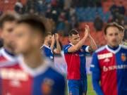 Gut gespielt, nie getroffen: Die Basler mussten sich trotz des 0:0 nicht schämen (Bild: KEYSTONE/GEORGIOS KEFALAS)