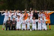 Die U15 des FCL ist Cupsieger. (Bild: Peter McCarthy)