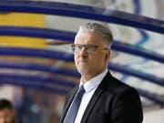 Per Hanberg wird neuer Kloten-Trainer (Bild: KEYSTONE/SALVATORE DI NOLFI)