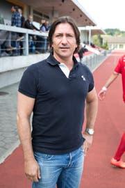 Herbert Baumann bringt den FC Littau wieder in die Erfolgsspur zurück. Bild: Manuela Jans