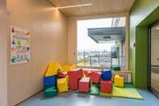 Die Stiftung Schule und Wohnen Mariazell ist an den Standorten Sursee und Beromünster (Bild) vertreten. (Bild: Roger Grütter, 18. Oktober 2016)