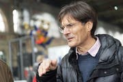 SWR-Filmemacher Hermann Abmayr. (Bild: Claudio Thoma)
