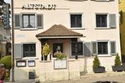 Das Restaurant Altstadt: Die Besitzer suchen auf 1. Juni einen neuen Pächter. (Bild: Markus Schoch)