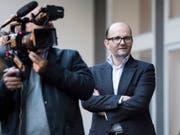 Remo Stoffels Projekte und Finanzen bleiben im Fokus der Justiz und Medien. (Archivfoto) (Bild: KEYSTONE/GIAN EHRENZELLER)