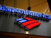 Bank of America steigert den Gewinn auf 6,9 Milliarden Dollar. (Bild: KEYSTONE/AP/MATT ROURKE)