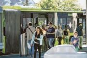 Notorische Schwarzfahrer kommen künftig in den «Genuss» höherer Bussen. (Bild: PD)