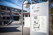 Das Sekundarschulhaus Löhracker in Aadorf. Hier erhielten mehrere Schüler anonyme Drohbriefe. (Bild: Reto Martin)