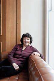 Die Schaffhauserin Isolde Schaad. (Bild: Giorgia Müller)