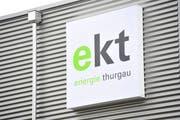 Das EKT-Unterwerk in Weinfelden. (Bild: Donato Caspari)