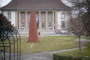 Das Historische und Völkerkundemuseum St.Gallen hat die Umfrage lanciert, weil die Besucherzahlen stagnieren. (Bild: Ralph Ribi - 6. März 2018)