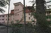 Der Asylbewerber verschwand im August 2018 von «Sonnenberg» in Vilters. (Bild: Urs Bosshard)