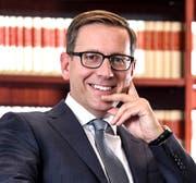 Jan Urs Schoch, Verwaltungsrat Privatbank Alpinum. (Bild: PD)