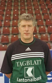 Seit Jahrzehnten in unterschiedlichen Funktionen beim FC St.Gallen: Werner Zünd. (Bild: Archiv)