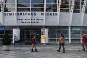 Das Megger Gemeindehaus. (Bild: Boris Bürgisser, 7. November 2018)