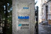 Verflochten, vernetzt und alles unter dem gleichen Dach: Die Transinvest Group AG, die M&M Militzer&Münch und die Interrail AG haben zusammen mit sieben weiteren Firmen ihren Sitz in St.Gallen. (Bild: Benjamin Manser)