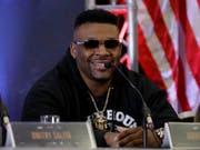 US-Boxer Jarrell Miller offenbar positiv auf Doping getestet (Bild: KEYSTONE/AP/MATT DUNHAM)