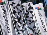 Der deutsche Axel Springer Verlag will digitaler werden. Digitaler Journalismus und digitale Kleinanzeigen seien die Zukunft des Konzerns, sagte Springer-Chef Mathias Döpfner auf der Hauptversammlung in Berlin. (Bild: KEYSTONE/EPA/CLEMENS BILAN)