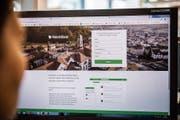 Das soziale Netzwerk Nextdoor steht auf dem Sprung in die Schweiz, wie der Website zu entnehmen ist. (Bild: Urs Bucher)
