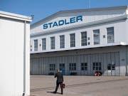 Stadler Rail hat von der finnischen VR Group einen Auftrag zur Lieferung von 60 Lokomotiven erhalten. (Bild: KEYSTONE/GIAN EHRENZELLER)