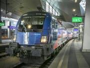 Die ÖBB wollen ihre Nachtzugverbindungen weiter ausbauen und bestellen dafür bei Siemens neue Züge. (Bild: ÖBB)