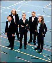 Die Band Stahlberger lädt am Karfreitag und Karsamstag zum Doppelkonzert. (Bild:PD)
