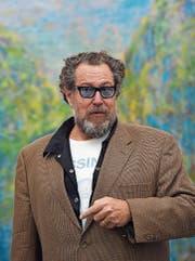 «Keine Biografie, ein Porträt»: Julian Schnabel. (Bild: DPA)